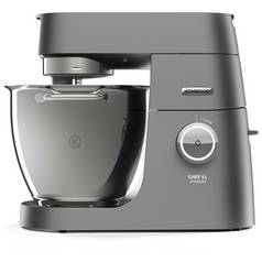 Kenwood Chef Titanium XL Food Mixer Freestanding - Silver