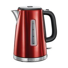 Russell Hobbs 23210 Luna Quiet Boil Jug Kettle - Red