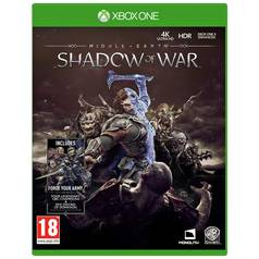 Shadow of War Standard Edition Xbox One Game