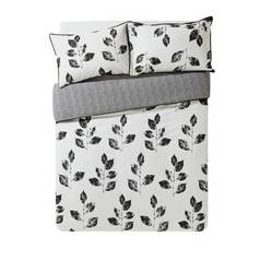 Argos Home Artisan Leaf Bedding Set - Superking