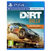 Dirt Rally PS4 VR Game