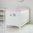 more details on Obaby Hedgehog CotBed & Foam Mattress Pink (Argos Exclusive)