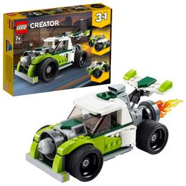 LEGO Creator 3-in-1 Monster Truck Demolition Car Toy- 31101