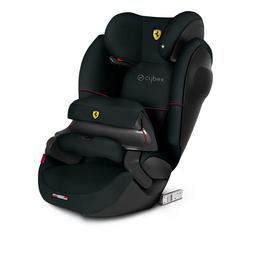 Cybex Ferrari Pallas M-Fix SL Group 1/2/3 Car Seat - Black
