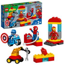 LEGO Super Heroes Lab - 10921
