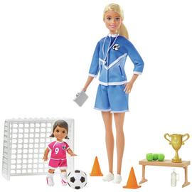 Barbie Sport Football Playset
