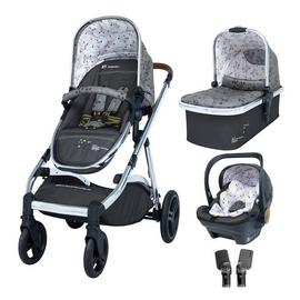Cosatto Wow XL Complete Travel System Bundle - Hedgerow