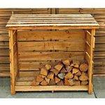 more details on Garden Wooden Log Store.