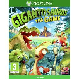 Gigantosaurus Xbox One Game