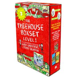 The Treehouse: Level 1 Book Box Set