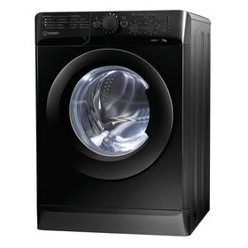 Indesit MTWC71252K ECO 7KG 1200 Spin Washing Machine - Black