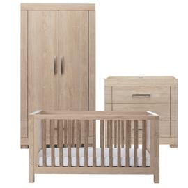 Silver Cross Camberwell Furniture Set - Oak Finish