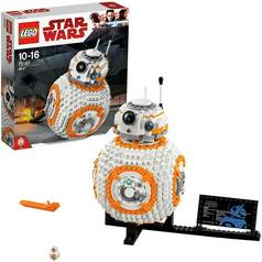 LEGO Star Wars BB8 Robot Toy Building Kit - 75187