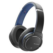 Sony MDR-ZX770BN Wireless On-Ear Headphones - Blue