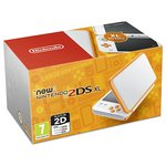 more details on 2DS XL Console White & Orange Pre-Order