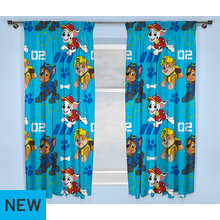 Paw Patrol Spy Curtains - 168x137cm