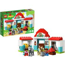 LEGO DUPLO Farm Pony Stable Playset - 10868