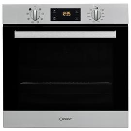 Indesit IFW6340IX Built In Single Electric Oven - S/Steel