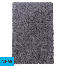 Collection Flump Shaggy Rug - 230x160cm - Grey
