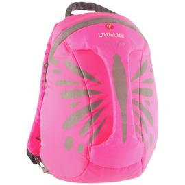 LittleLife Butterfly Hi-Vis 3L Kids Actionpak Backpack