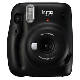 instax Mini 11 Instant Camera - Charcoal Gray