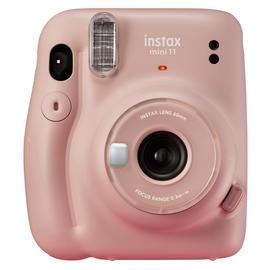 instax Mini 11 Instant Camera - Blush Pink