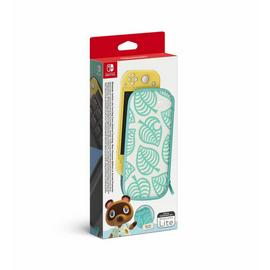 Nintendo Switch Lite Animal Crossing Case & Screen Protector