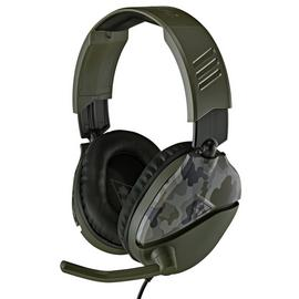 Turtle Beach Recon 70 PS4, Xbox, Switch Headset - Green Camo