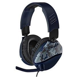 Turtle Beach Recon 70 PS4, Xbox, Switch Headset - Blue Camo