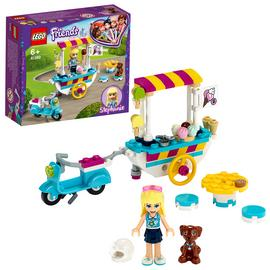 LEGO Friends Ice Cream Cart Playset with Stephanie - 41389