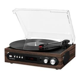 Victrola VTA-65 All-in-1 Turntable - Black
