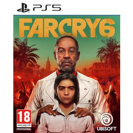 Far Cry 6 PS5 Game Pre-Order