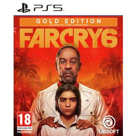 Far Cry 6 Gold Edition PS5 Game Pre-Order