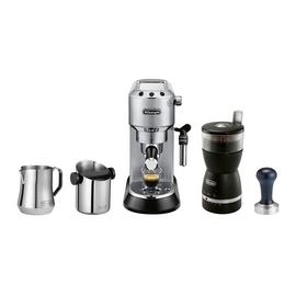 De'Longhi EC685 Dedica Espresso Coffee Machine Bundle