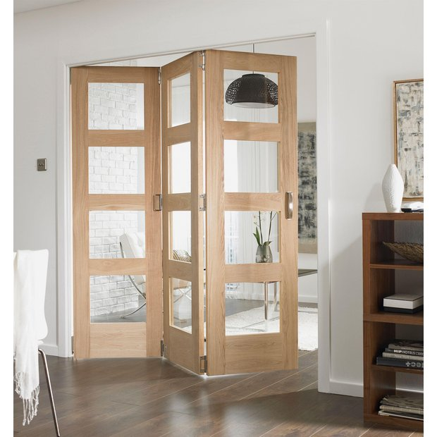 Buy jeld wen interior oak veneer room divider 2044x1939mm for Buy jeld wen windows online
