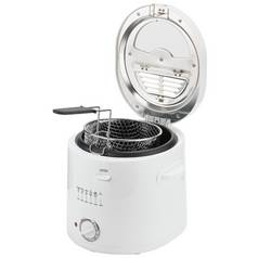 Cookworks 1.5L Deep Fat Fryer - White