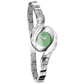 Seksy Ladies' 4881 Green Dial Bracelet Watch
