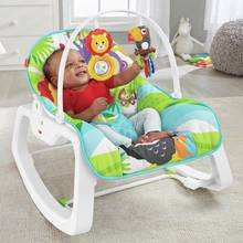 Fisher Price Infant To Toddler Rocker - Rainforest