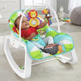 Fisher-Price Infant To Toddler Rocker - Rainforest