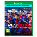 more details on Pro Evolution Soccer 2018 Xbox One Pre-Order Game