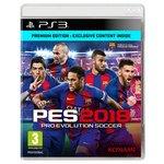more details on Pro Evolution Soccer 2018 PS3 Pre-Order Game