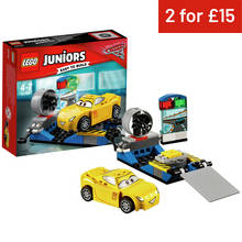 LEGO Juniors Cars Cruz Race - 10731