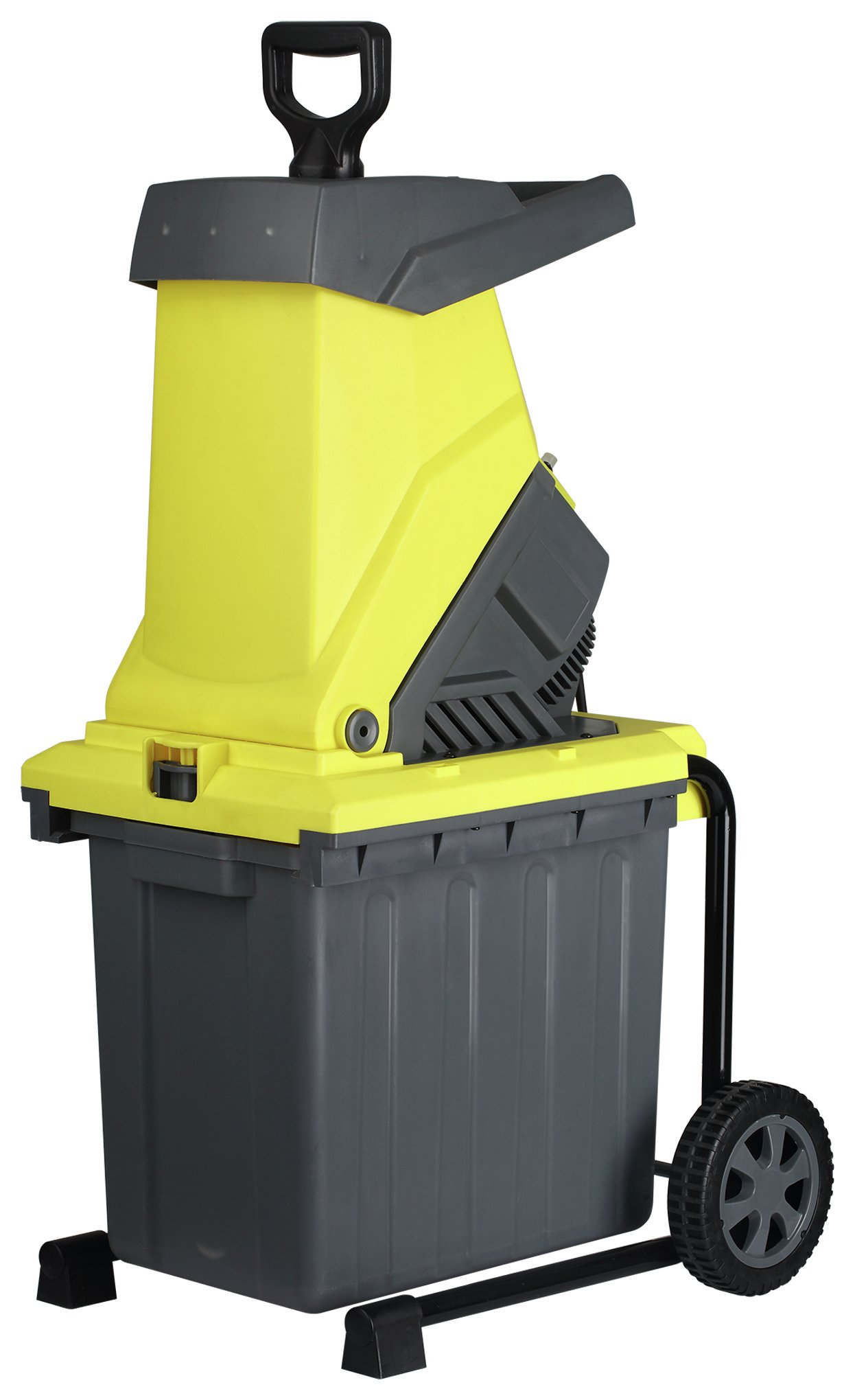 garden shredder. Challenge Heavy Duty Impact Shredder - 2500W Garden
