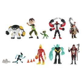Ben 10 Action Figure Assortment