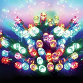 Premier Decorations 400 LED Multi Function Lights - Multi
