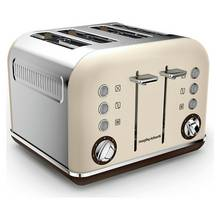 Morphy Richards 4 SLice Toaster - Sand