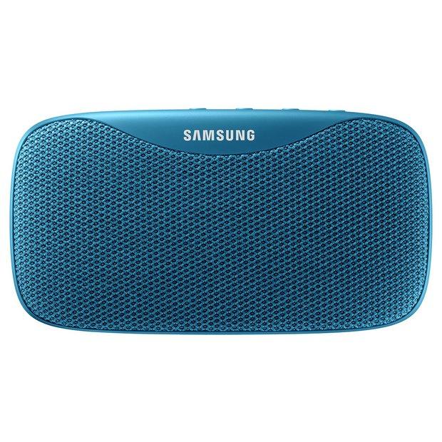 Buy Samsung Level Box Slim Speaker Blue Wireless And Bluetooth