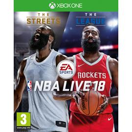 NBA Live 18 Xbox One Game