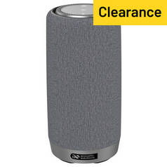 Acoustic Solutions Wireless Speaker with Amazon Alexa - Grey