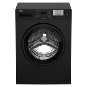 Beko WTG841B1B 8KG 1400 Spin Washing Machine - Black